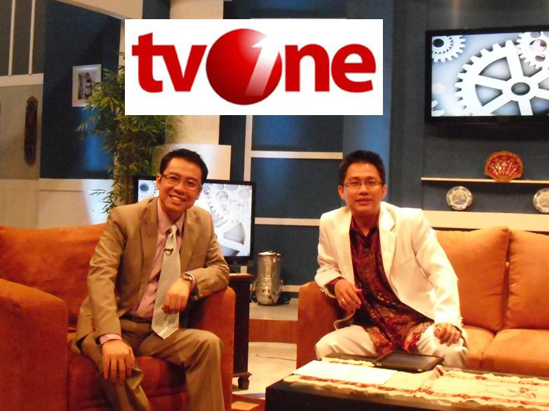 Christian Adrianto Motivator Indonesia TV One