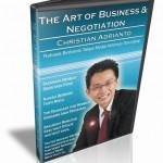Audio Book The Art of Business & Negotiation