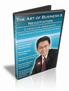 Audiobook The Art of Business & Negotiation