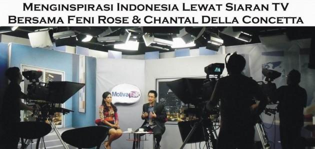 Siaran TV Christian Adrianto Motivator & Feni Rose Motivatalk – POWERFUL MOTIVATION by Christian Adrianto- Motivator Indonesia – Training Motivasi